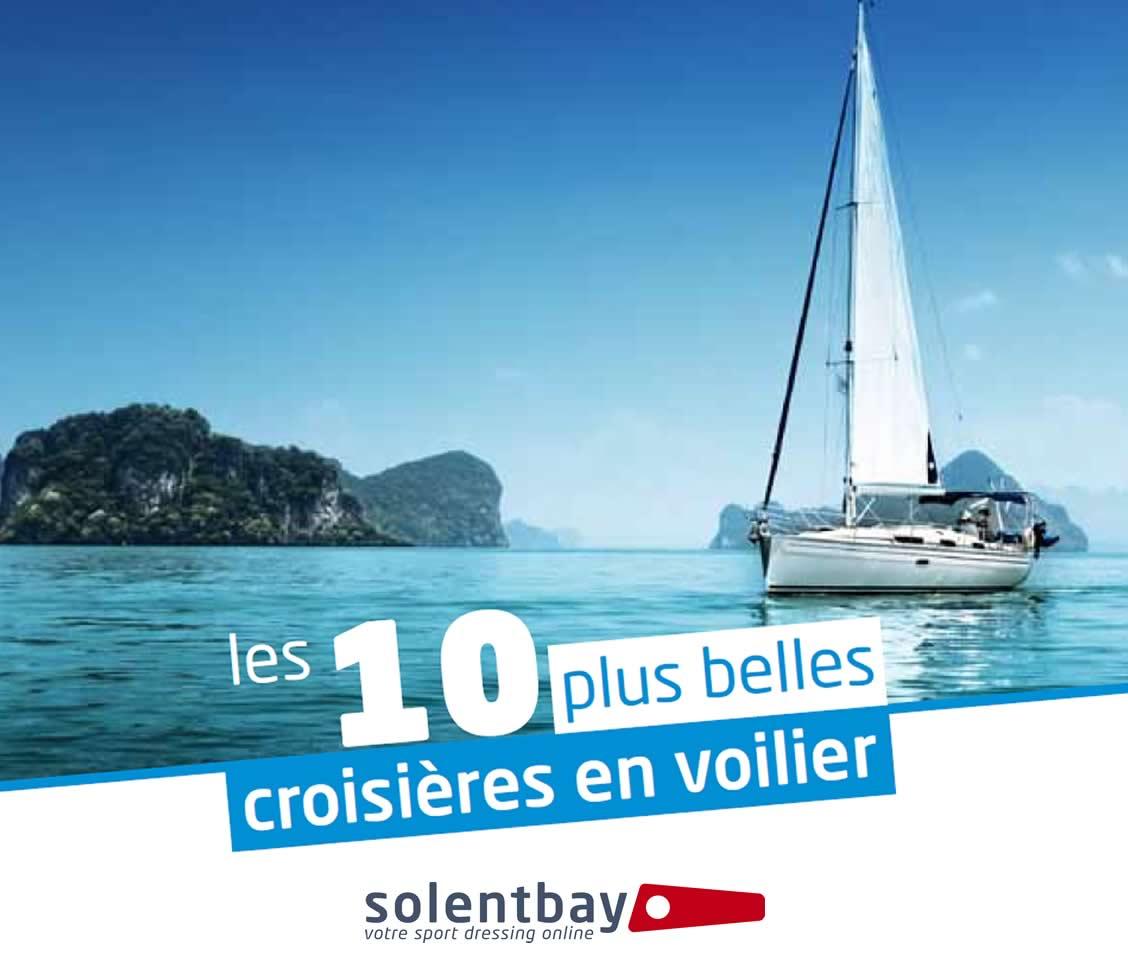 Ebook : les 10 plus belles croisières à faire en voilier