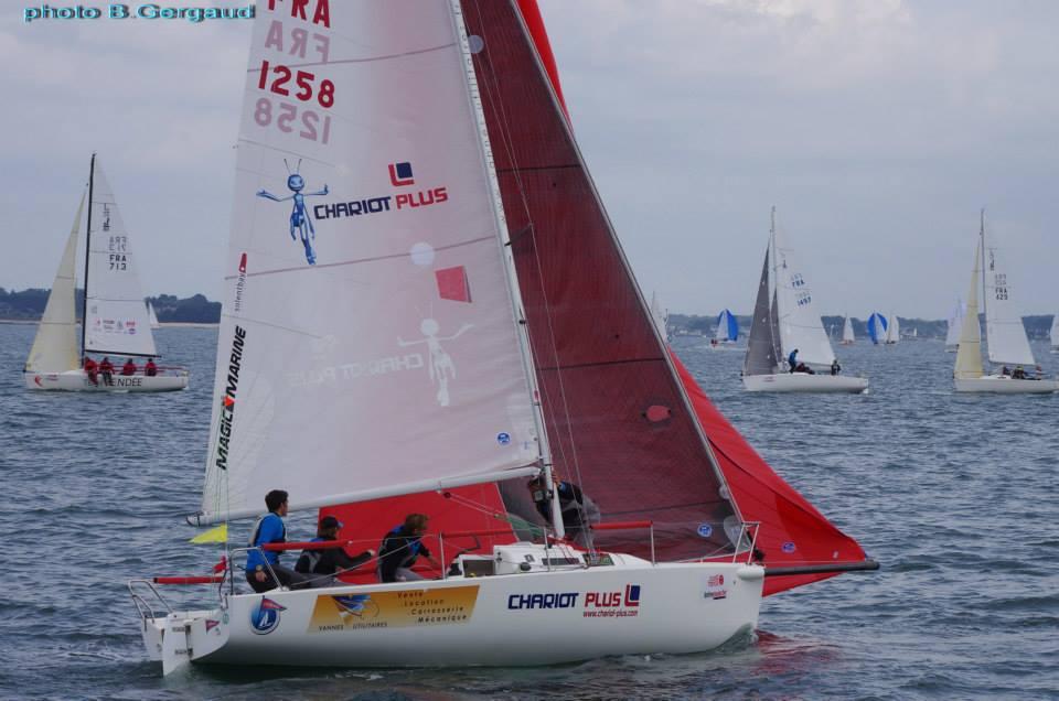 Le sailing project, partenaire Solentbay