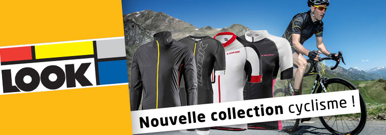 Nouvelle collection Look Cycles