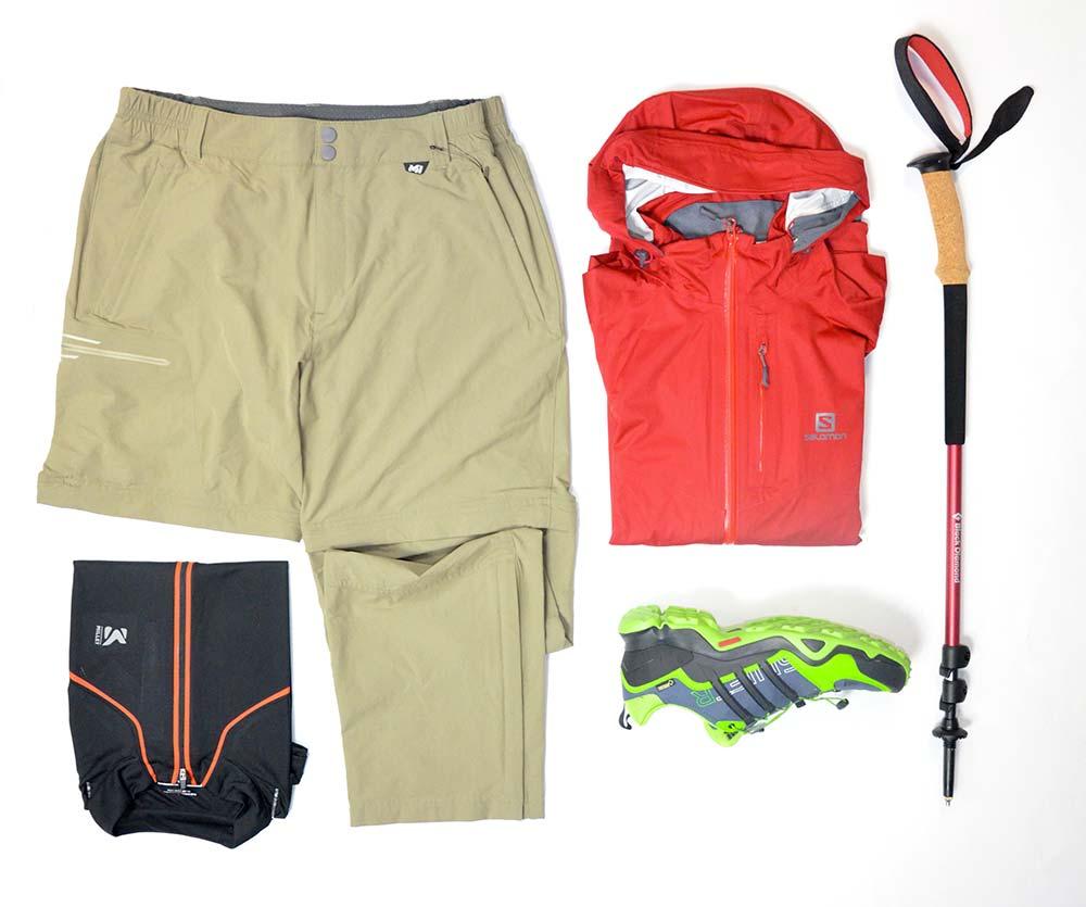 les vêtements essentiels pour pratiquer la randonnée