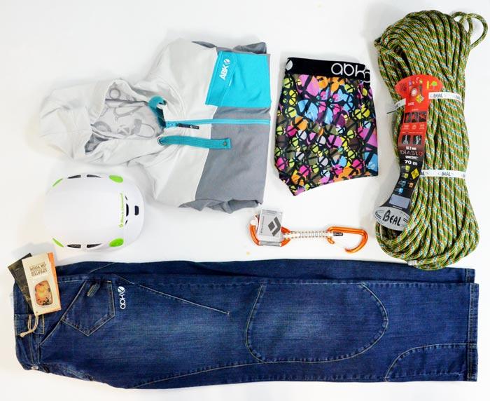 Les vêtements et équipements essentiels pour l'escalade