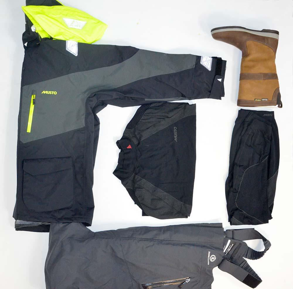 les vêtements essentiels pour pratiquer la voile