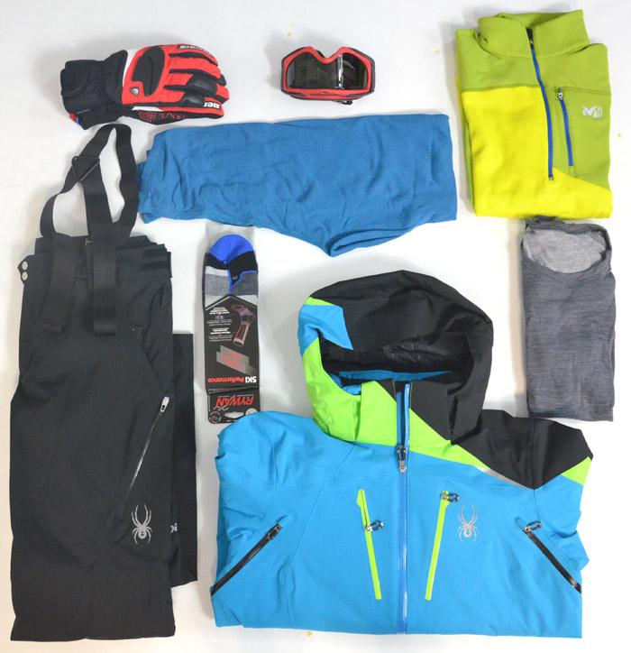 Les essentiels de votre sport dressing ski 2015