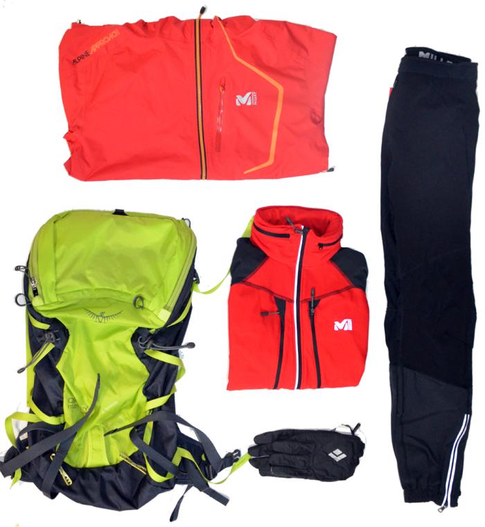 Les vêtements indispensables au ski de randonnée