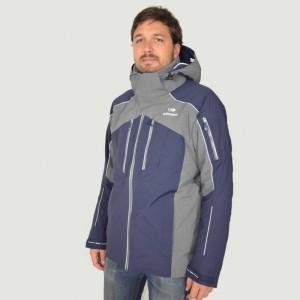 Veste de ski bleu pour homme
