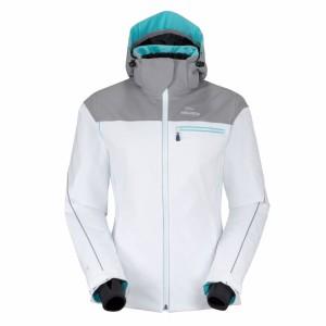 Veste de ski femme Eider blanc