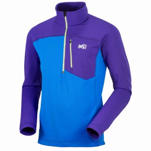 Micropolaire Millet Technostretch ZIP